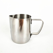 unbreakable 20oz stainless steel 304 espresso milk frothing cup