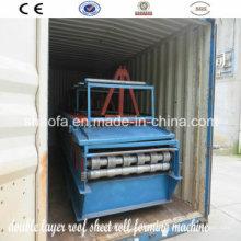 Máquina formadora de rolos de dupla camada (AF-D840 / 900)