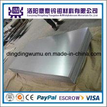Luoyang Hersteller Lieferung mehr als 99,95 % reinem Molybdän Blech für Saphir wachsenden Ofen