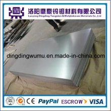 Luoyang fabricante abastecimento mais de 99.95% molibdênio puro da folha para Sapphire crescendo fornalha