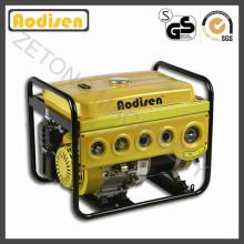 Generador de precio bueno de la energía eléctrica 5.0kw Ohv 6500