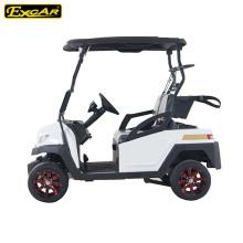 Carrinho de golfe elétrico novo do projeto 2 Seater para o campo de golfe