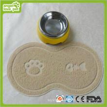 Estera del colector de la litera del animal doméstico del PVC, productos del perro