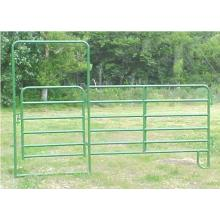 Heavy duty corral panels
