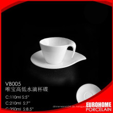 Rabatt-Großhandel billig Porzellan-Tee-Set für restaurant