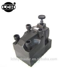Yuken Vickers hydraulic unloading valve
