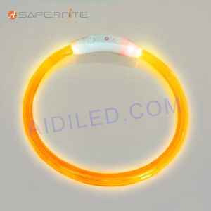 Led Light Up Safety Honden Halsband