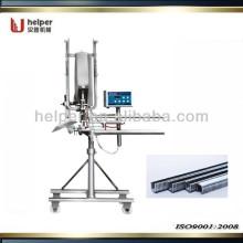 Para la máquina de recorte doble de la salchicha de la salchicha del diámetro grande