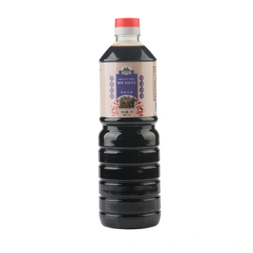 1000ml weniger Salt Light Sojasauce