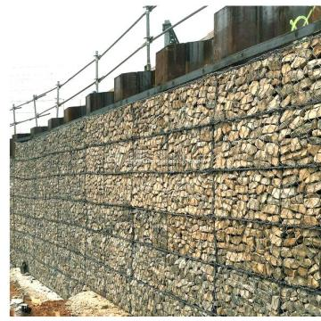 Steel Wire Mesh Gabion Box