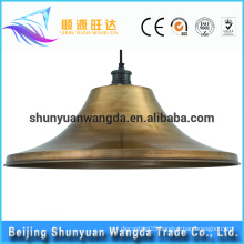 2016 new low price good quality Hot sales factory metal lampshade tiffany lamp parts