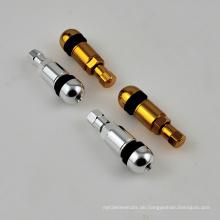 4PCS Aluminiumauto-Reifen-Ventil-Schaft-Satz