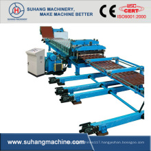 2015 Hot Sale Fully Automatic! Glazed Tile Roll Forming Machine