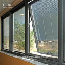 Stores de fenêtre en aluminium chinois / fenêtre en aluminium de Jalousie