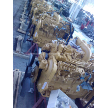 Мощный двигатель гусеничного крана нового типа