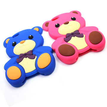 rubber silicone phone cover for i phone 6