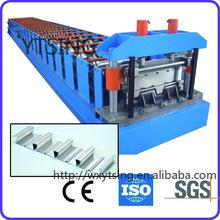 YTSING-YD-4125 Pass CE and ISO Metal Floor Deck Roll Forming Machine, Metal Deck Roll Forming Machine