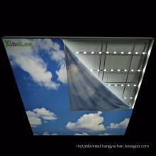 led curtain practical illumination solution advertising Dedicated direct type backlight LED lattice backlight