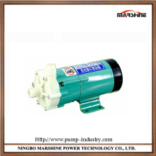 Mini magnetic corrosion resistant chemical water pump