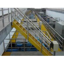 Strukturelle Anti-Rutsch-Treppenlauffläche