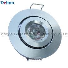3W flexível Dimmable LED gabinete de luz (DT-CGD-006)