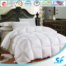 300t algodón tamaño King Hotel al por mayor consolador establece edredón de cama