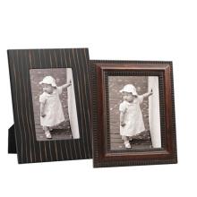 Новая деревянная фоторамка для дома или подарка