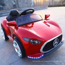 12V Kinder fahren auf Auto-elektrischer Batterie-Fernsteuerungsspielzeug-Auto