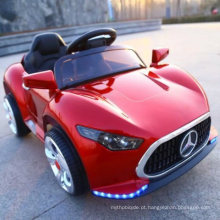 Passeio das crianças 12V no carro de controle remoto do brinquedo da bateria elétrica do carro