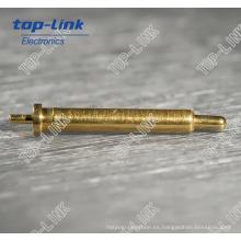 Doble cabeza Pogo Pin Connnector Spring Pin