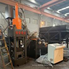 Hydraulische Kupferbriketts der Serie Y83 für die Metallverarbeitung