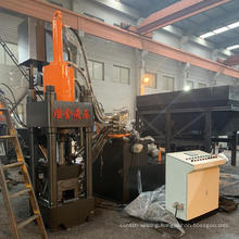Metal Processing Hydraulic Copper Y83 Series Briquetters