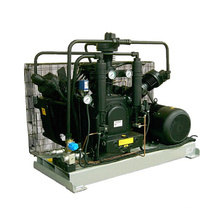 Piston High Pressure Reciprocating Hydropower Station Air Compressor (K37VMS-0970)