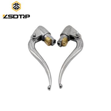 SCL-2014040058 motorcycle parts handle lever comp & brake handle case for M1 M72 K750 750cc retro type