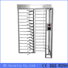 Electric Automatic Access Gates Full Height Turnstile