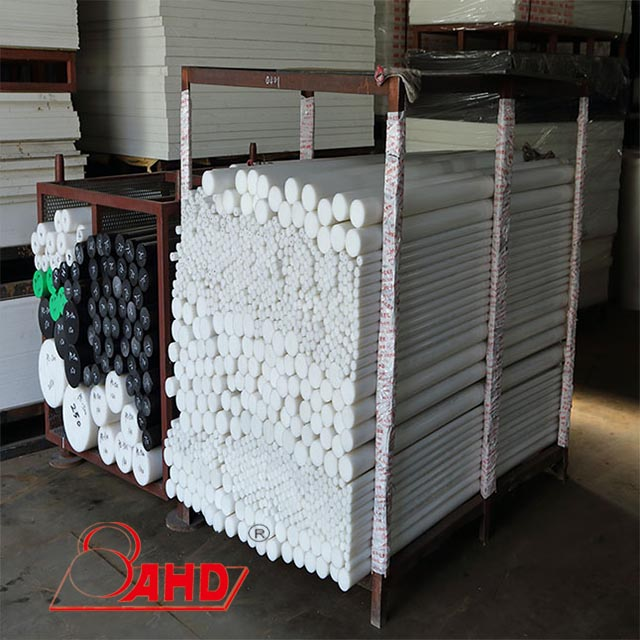 Hdpe White Rods
