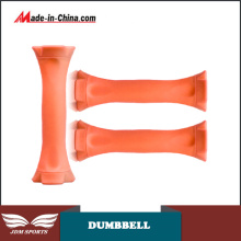 Orange Bone Shape Fitness Adjustable Dumbbell (DB-1001)