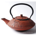 large and small cast iron water kettle teapot