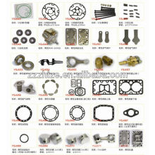 Air Conditioner Compressor Parts like piston , Repair kits ,Valve ,Clutch, Bearing and so on