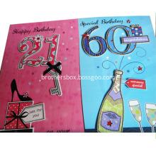 Handmade Decoration Handwork Paper Greeting Card