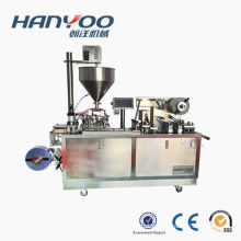 Food Grade Small Jam Honey Blister Packing Machine