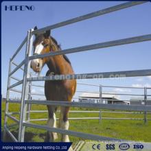 Horse fence for farm security