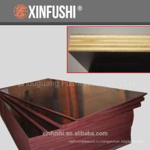 Тополь Core коричневый Пленка для фанеры для бетонирования