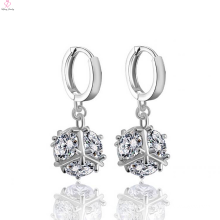 Beautiful Cz 925Sterling Silver Stud Earrings Designs