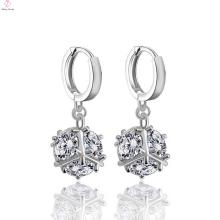 Bela Cz 925Sterling Silver Stud Earrings Designs