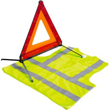 стоящий автомобиль аварийный инструмент /автомобиль безопасности комплект /огнетушитель комплект