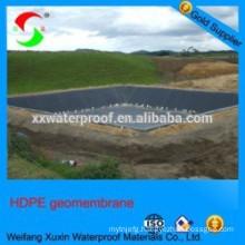 hdpe waterproof membrane liner