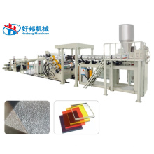 HIPS GPPS SHEET PRODUCTION LINE