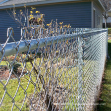 Galvanized Chainwire Fencing for Security