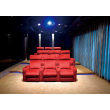 Home Cinema Sofá de tela 845 #